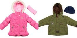 Osh Kosh Winter Coats just $2.81 each {Limited Toddler Sizes!}