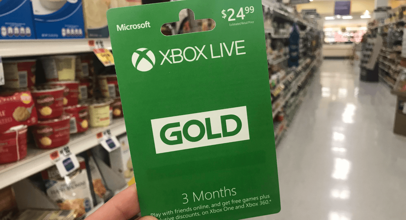 Rite Aid Shoppers Save Up To 10 On Microsoft Xbox Gift Cards