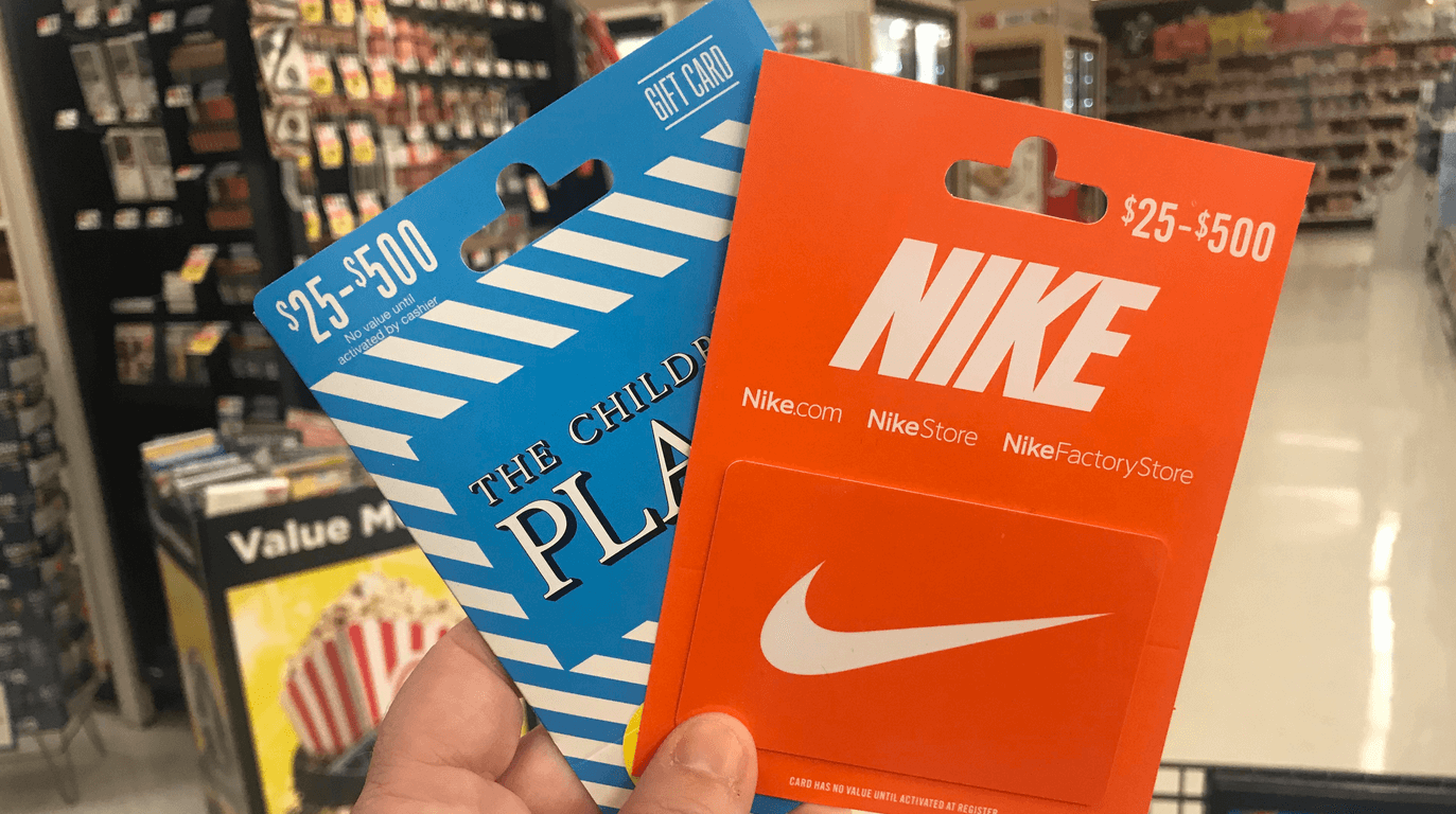 low priced cdc41 8a462 Rite Aid Shoppers – Save Up To  16 on The Children s Place or Nike Gift  Cards!
