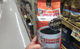 Dunkin Donuts Coffee just $4.49 at Stop & Shop