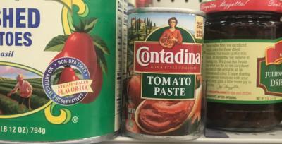Contadina Tomato Paste as Low as $0.39 at Target! {Rebate}
