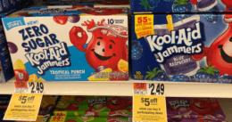 Kool-Aid Jammers just $1.50 at Stop & Shop and Giant {No Coupons Needed}