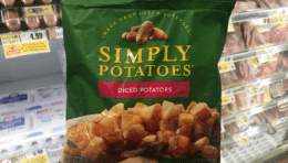 New $1/2 Simply Potatoes Hash Browns or Diced Coupon & Deals!