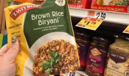 Tasty Bite Rice Pouches as low as $0.79 each at Stop & Shop!