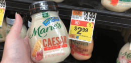 Marie's Dressing as low as $1.00 at Stop & Shop {10/19 - Rebate}