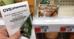 Garnier Whole Blends Single Use Hair Masks as Low as $0.49 at CVS!
