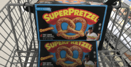 SuperPretzels Instant Savings Deal as low as FREE at Stop & Shop and Giant/Martin {10/19}