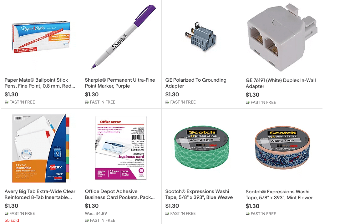 At Office Depot Max S Ebay Get Up To 75 Supply Starting 1 30 Washi Tape Penore Free Shipping Too