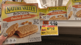 Nature Valley Breakfast Biscuits Only $1.59 at Stop & Shop!