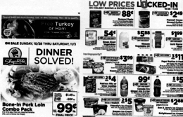 ShopRite Preview Ad for the week of 10/28/18