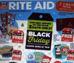 Rite Aid Black Friday Ad 2018 - Rite Aid Deals, Hours & More