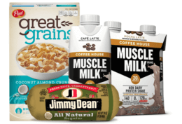 Today's Top New Coupons - Save on Jimmy Dean, Schick & Muscle Milk