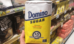 Domino Sugar, 4lb Bags Just $1.62 at Walgreens!