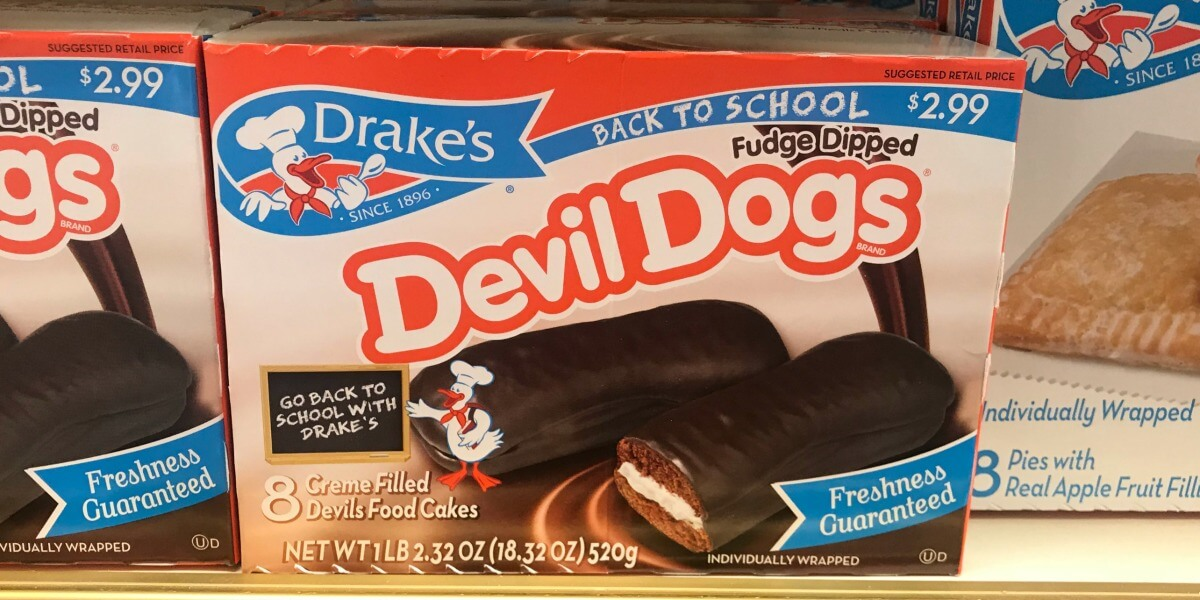 Regional Coupon! $1/1 Drake's Family Pack Cakes - $0 94 at