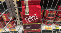 Eight O'Clock Ground Coffee Just $1.99 at Acme!