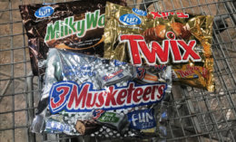 Halloween Candy Deal - Mars Snack Size Bags Just $1.33 at Rite Aid!