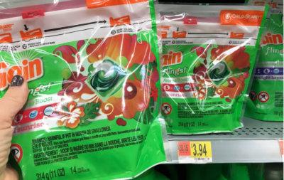Walmart Shoppers  - $1.94 Gain Flings!