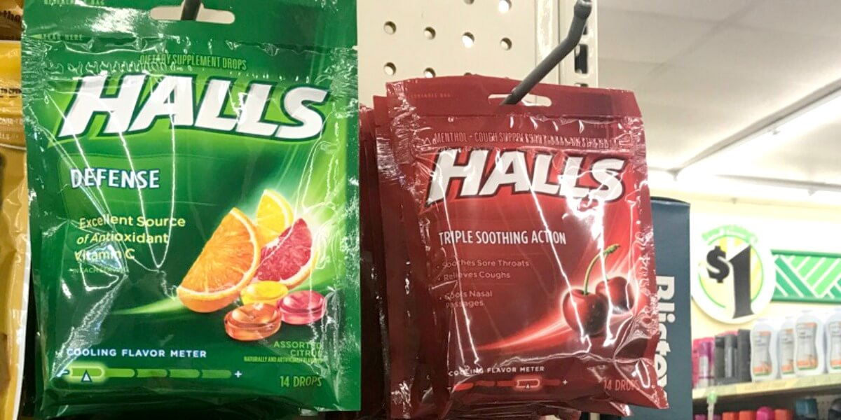 Halls Coupons February 2019