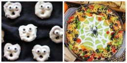 15 Fun Halloween Food Ideas!