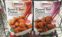 Save $4.50 on InnovAsian Cuisine + Walmart Deals