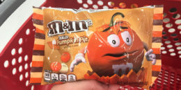 Target Shoppers - $1.89 Halloween M&M's Candies!