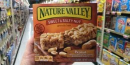 Nature Valley Granola Bars Just $0.99 at ShopRite!