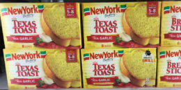 New $1/2 New York Bakery Frozen Bread Products Coupon & Deals