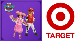 Free PAW Patrol Trick-or-Treat Halloween Event at Target {10/27 10am-1pm}