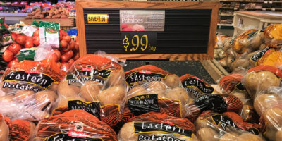 Eastern White All Purpose Potatoes  5lb bag Just $0.99 at ShopRite {No Coupons Needed}