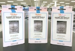 Sally Hansen Hard as Nails as Low as $0.32 at CVS!
