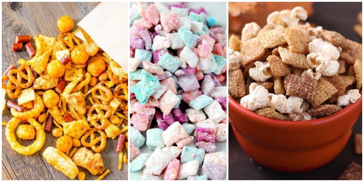 Snack Mix Recipes