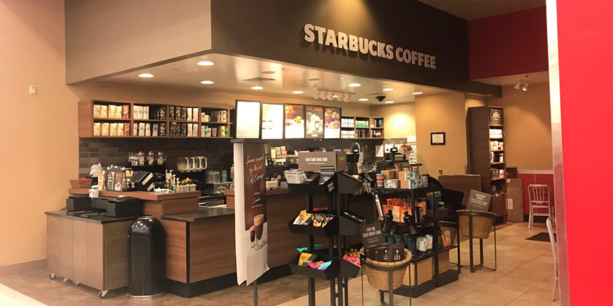 Target Starbucks March 2019
