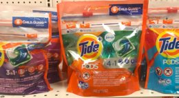 Last Chance! Better Than FREE Tide Pods at Walmart! {Ibotta Rebate}