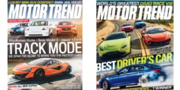 Motor Trend Magazine FOUR Years Only $10