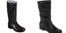 JCPenney: Buy 1 Get 2 FREE Boots for the Family (as low as $13.33 each)
