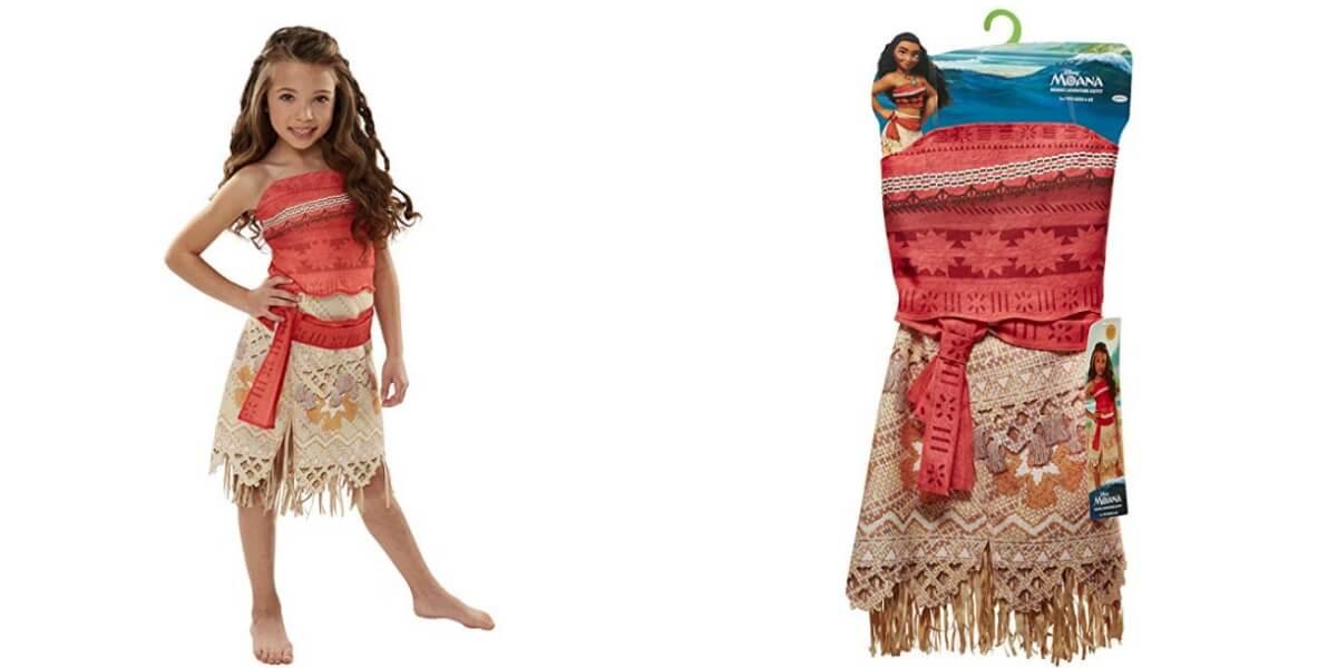 0e3c7fabe Disney Moana Girls Adventure Outfit , Size 4-6X $6.75 (Reg. $45 ...
