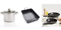Macy's: $4.99 Select Cookware {After Rebate} Roaster, Fry Pan Set, and More!