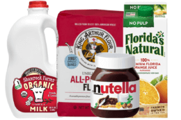 Today's Top New Coupons - Save on Florida's Natural, Nutella, Sister Schubert's & More