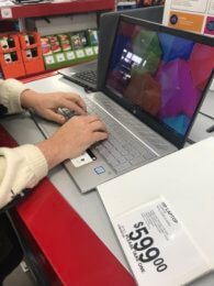 "Sam's Club Members: HP Pavilion Touchscreen 15.6"" HD Notebook, with Intel® Core™ i7 Processor Starting at Just $599!"