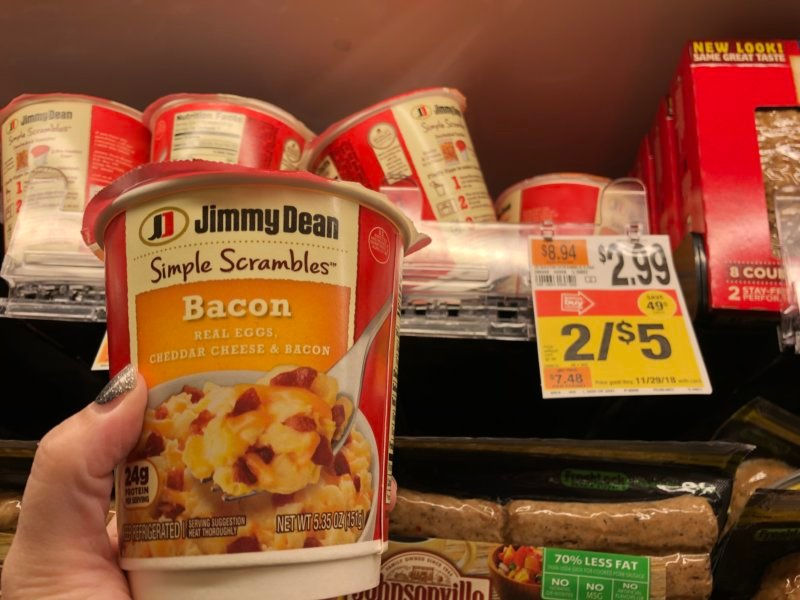 Jimmy Dean Coupon February 2019