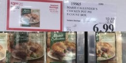 Costco: Hot Deal on Marie Callender's Chicken Pot Pies - $0.88 per Pie!