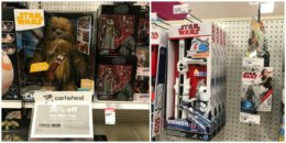 Target Kids Daily Deal Cartwheel Offer - Save 30% off Star Wars Toys {Today Only}