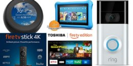 Amazon's 7 Days of Black Friday Deals Announced: 11/16 - 11/23