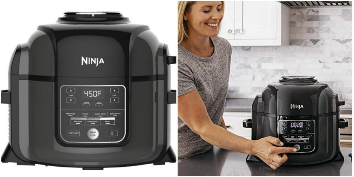 Ninja Foodi Tendercrisp Pressure Cooker 179 99 At Multiple Stores