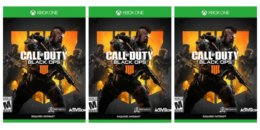 Call of Duty: Black Ops 4 for Xbox One just $45 at Target!