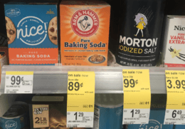 Arm & Hammer Baking Soda Just $0.64 at Walgreens!