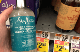 SheaMoisture Hand Soap Just $0.99 at Stop & Shop!
