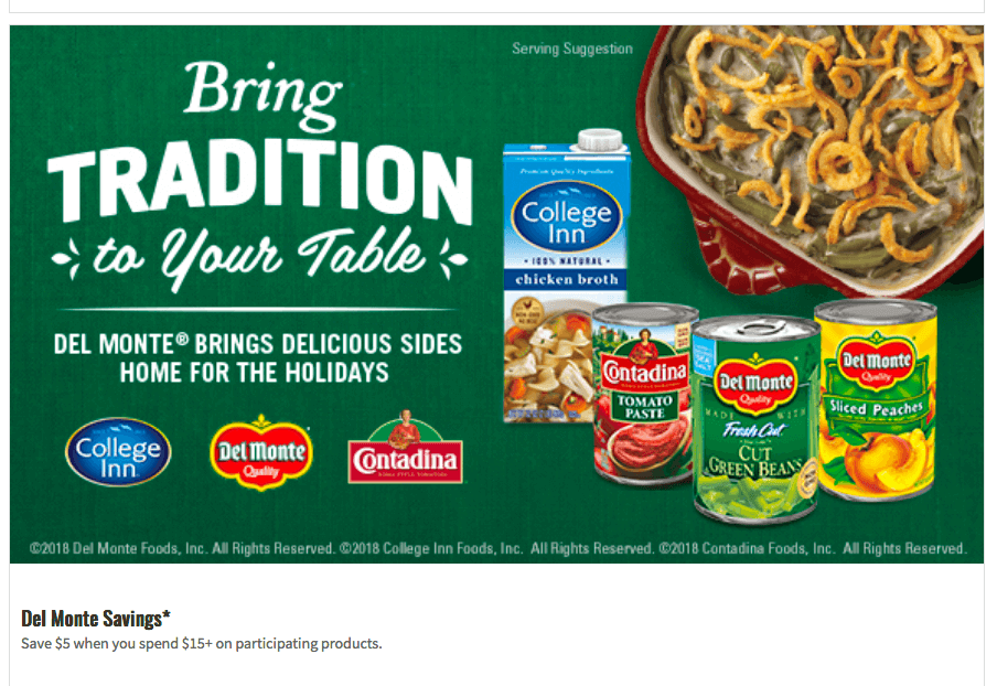 Shoprite Shop From Home Deals Better Than Free College Inn Broth