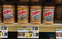 Skippy Peanut Butter as Low as  $0.97  at ShopRite!