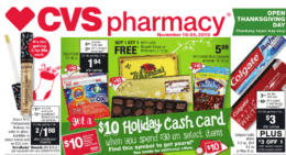 Insider Preview of the Best Deals at CVS starting 11/18